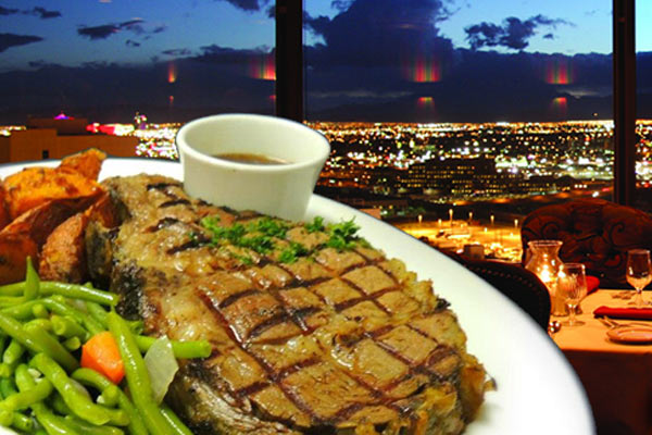 Top Of Binion S Steakhouse Las Vegas Menus And Pictures