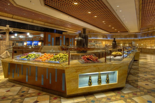 Luxor Restaurants In Las Vegas Nevada United States With Menus And Pictures